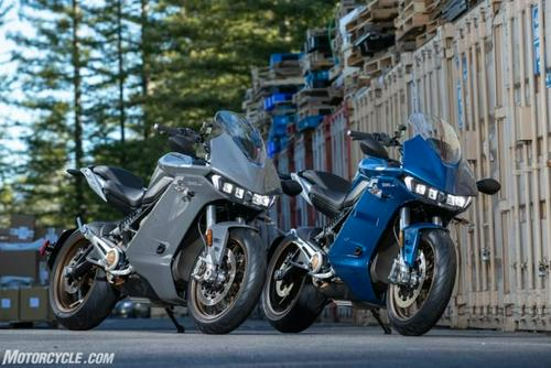 2020 Zero SR/S Review- First Ride