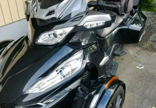 2014 Can-Am Spyder RT S Touring