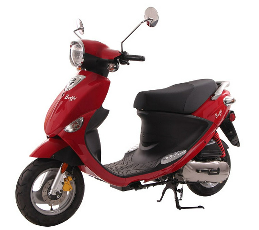 2022 Genuine Scooters Buddy 50