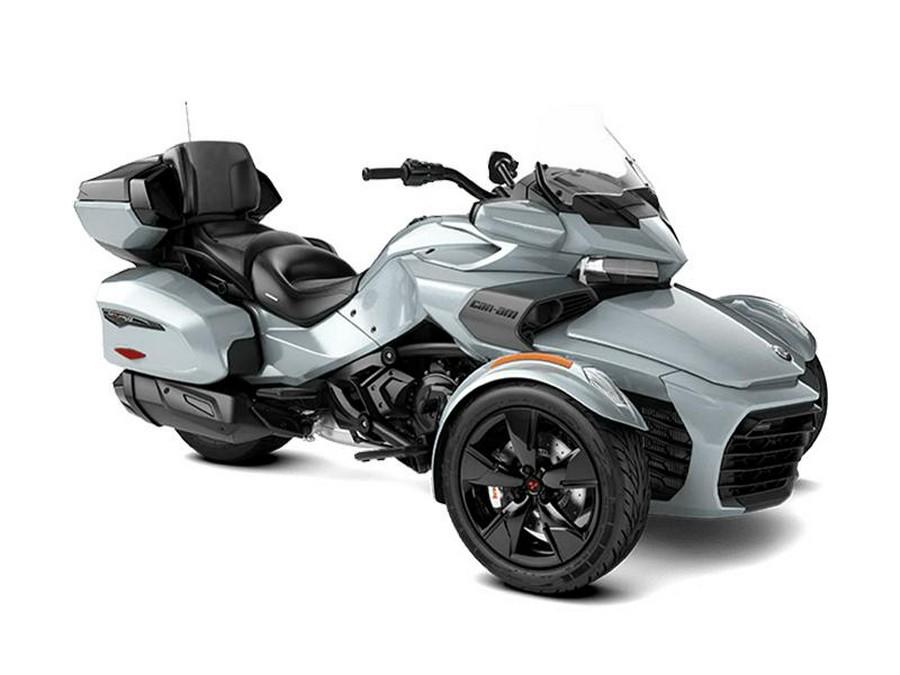 2021 Can-Am® Spyder® F3 Limited Dark