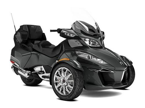 2018 Can-Am® Spyder® RT Limited Chrome