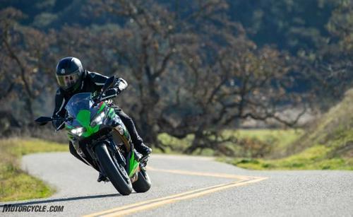 2020 Kawasaki Ninja 650 Review – First Ride