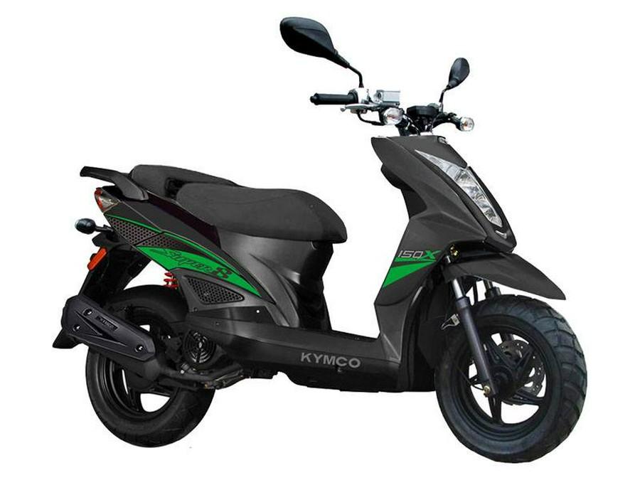 2021 Kymco Super 8 150X