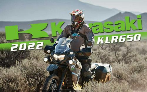 2022 Kawasaki KLR650 Adventure Review