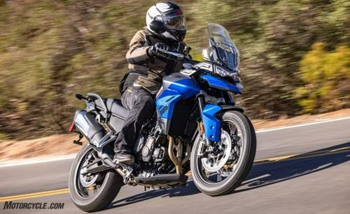 2021 Triumph Tiger 850 Sport Review – First Ride