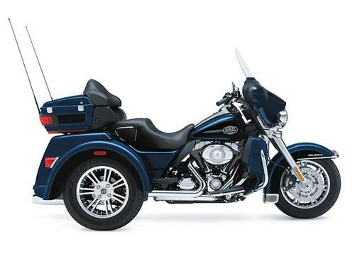 2013 Harley-Davidson® FLHTCUTG - Tri Glide® Ultra Classic®