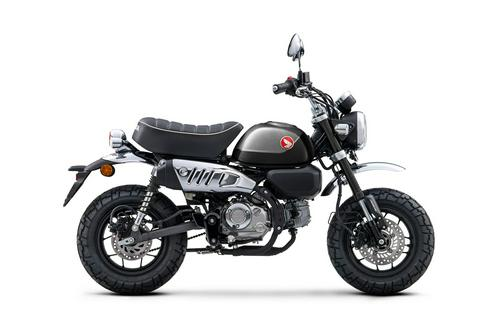 2022 Honda Monkey ABS Preview