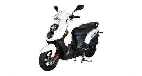 2020 Genuine Scooter Roughhouse