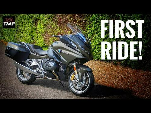 2021 BMW R1250 RT Review | First Ride