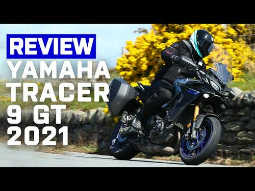 New Yamaha TRACER 9 GT Review 2021 | All You Need To Know About New Tracer 900 GT 2021 | Visordown