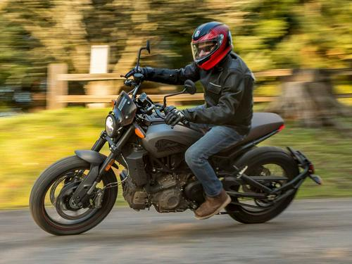 2020 Indian FTR Rally First Ride Review