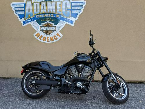 2012 Victory Motorcycles® Hammer 8 Ball