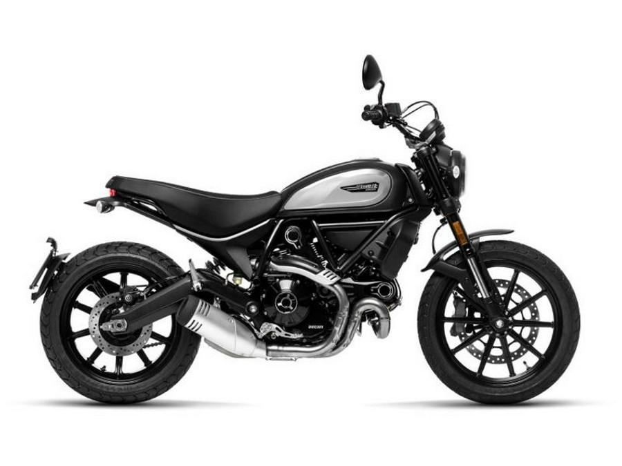 2021 Ducati Scrambler Icon Dark