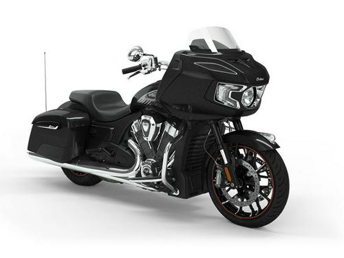 2020 Indian Motorcycle® Challenger Limited Thunder Black Pearl