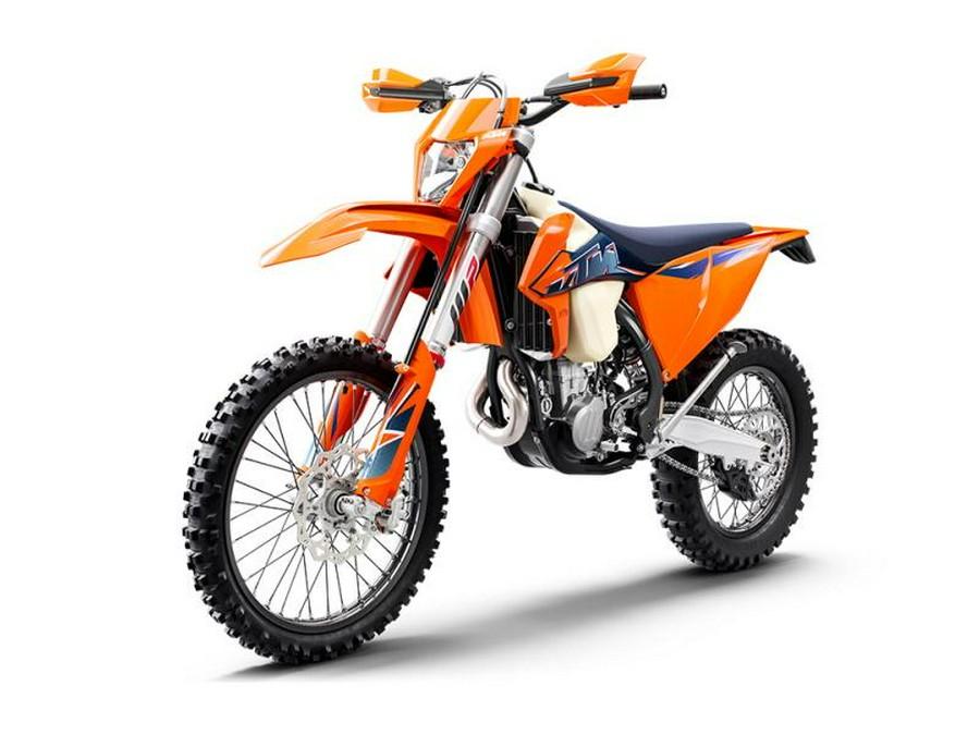 2022 KTM 500 XCF-W