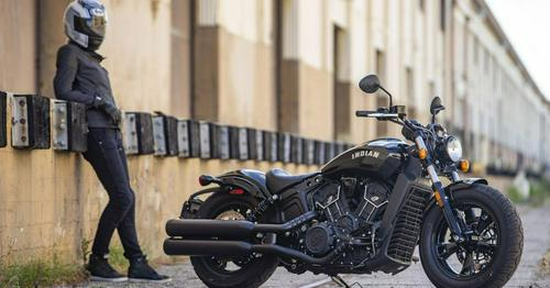 2020 Indian Scout Bobber Sixty First Ride Review https://t.co/0niFI71LRx...