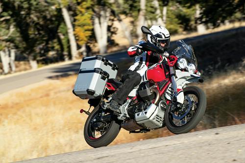 2020 Moto Guzzi V85 TT | Road Test Review
