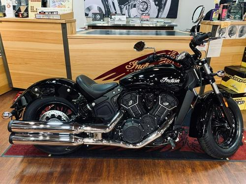 2020 Indian Motorcycle® Scout® Sixty ABS Thunder Black