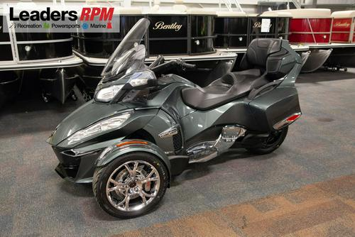 2019 Can-Am® Spyder® RT Limited Chrome