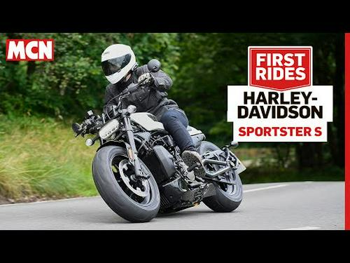 Does the 2021 Harley-Davidson Sportster S change the game? l MCN review