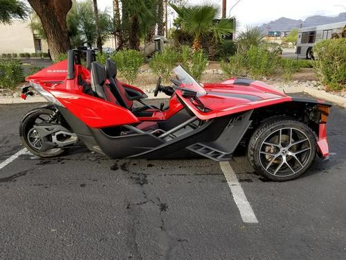 2016 Polaris Slingshot® Reverse Trike SL
