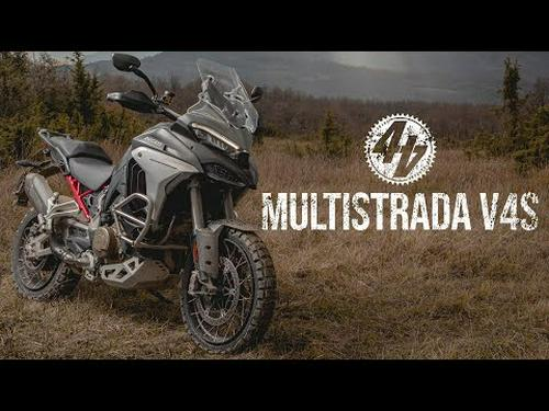 2021 Ducati Multistrada V4S Review | The Perfect All-Rounder?