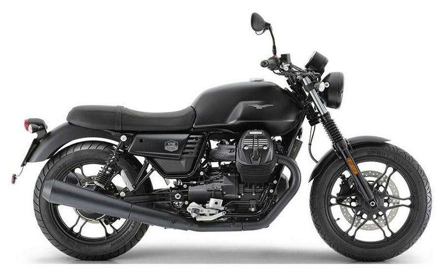 2020 Moto Guzzi V7 III Stone