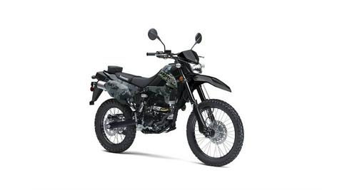 2019 Kawasaki KLX 250 CAMO