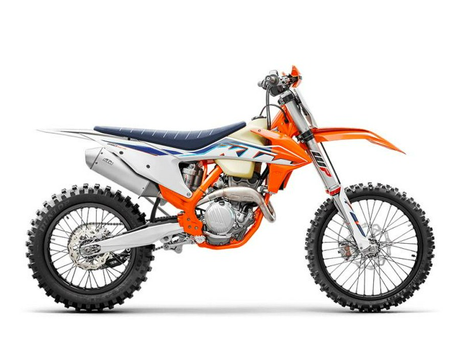 2022 KTM 250 XC-F