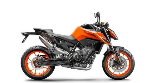 2020 KTM 790 DUKE, Orange