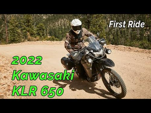 2022 Kawasaki KLR 650 Review - First Ride