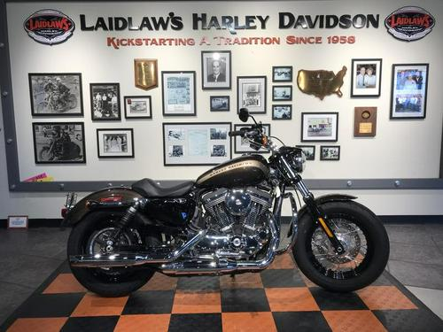2018 Harley-Davidson® XL1200C - Sportster® 1200 Custom