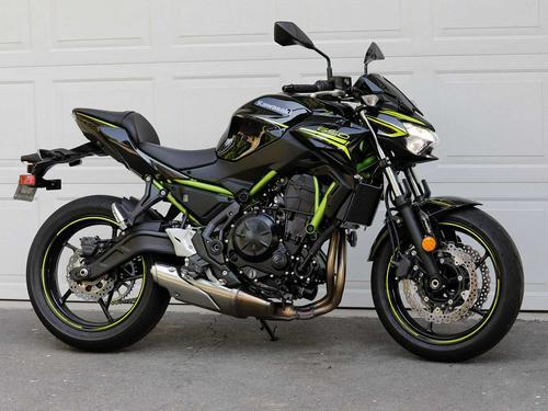 2020 Kawasaki Z650 ABS MC Commute Review