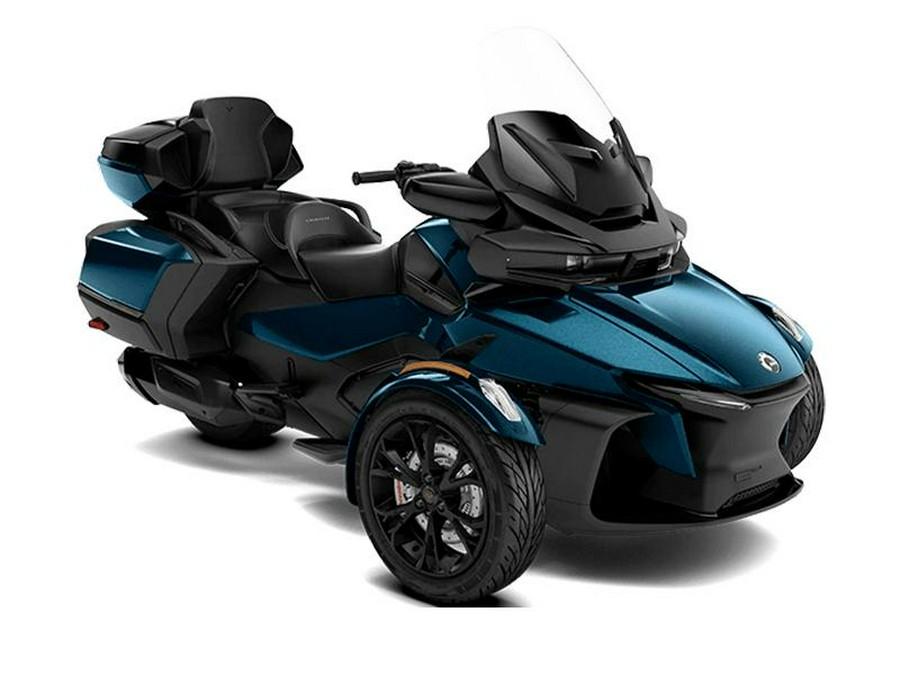 2021 Can-Am® Spyder® RT Limited Dark