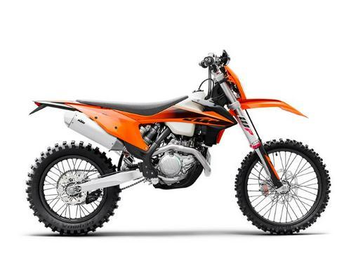 2020 KTM 500 XCF-W