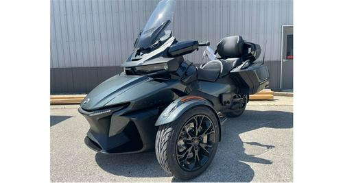 2021 Can-Am Spyder RT Sea-to-Sky First Look Preview