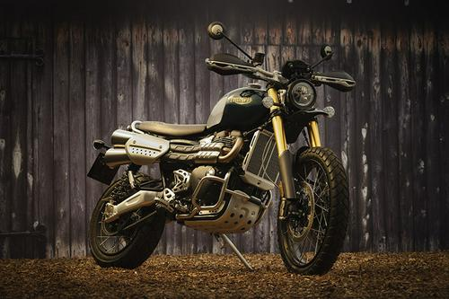 2022 Triumph Scrambler 1200 XC, XE and Steve McQueen Edition   First Look Review
