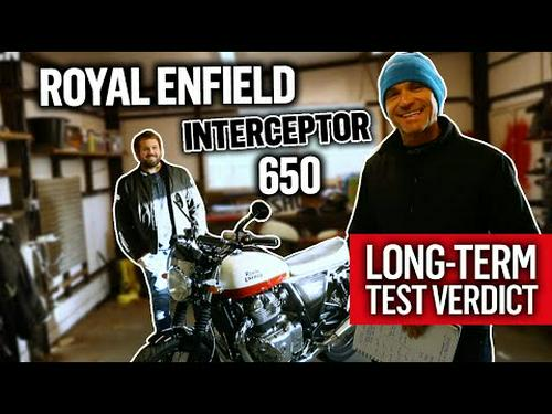 Round-up review: Spending 2020 with Royal Enfield's Interceptor 650 | MCN's long-term test verdict