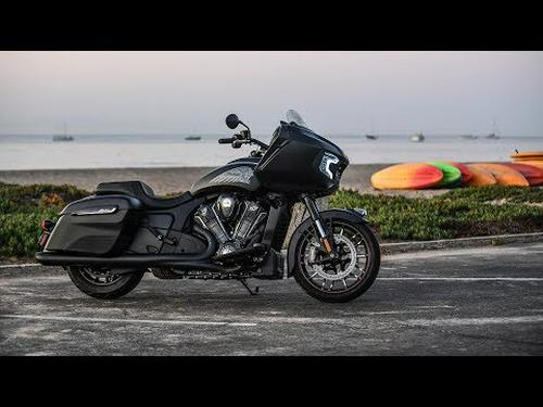 2020 Indian Motorcycle Challenger Dark Horse Review   MC Commute
