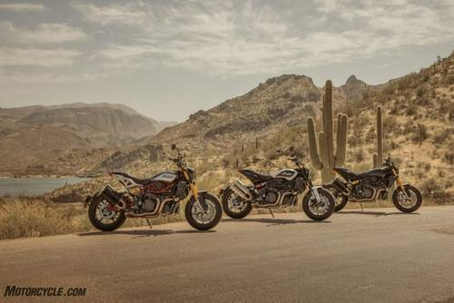 2022 Indian FTR 1200 Review First Ride