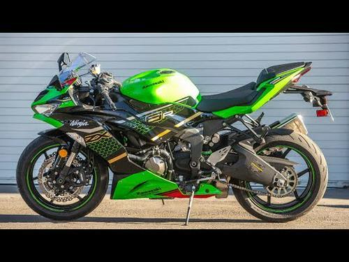 2020 Kawasaki Ninja ZX-6R Review   MC Commute