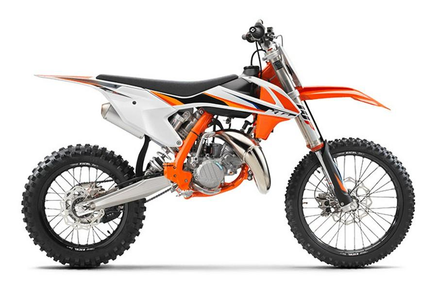 2022 KTM 85 SX 19/16