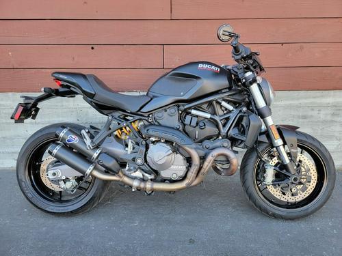 2018 Ducati Ducati Monster 821 – First Ride