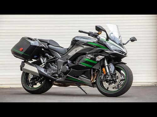 2020 Kawasaki Ninja 1000SX Review | MC Commute