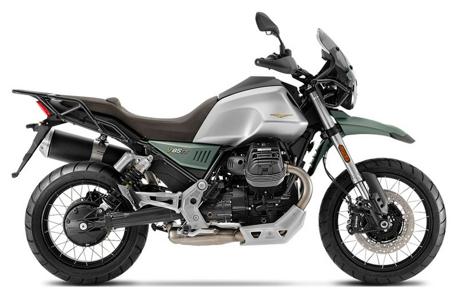 2021 Moto Guzzi V85 TT Centenario E5