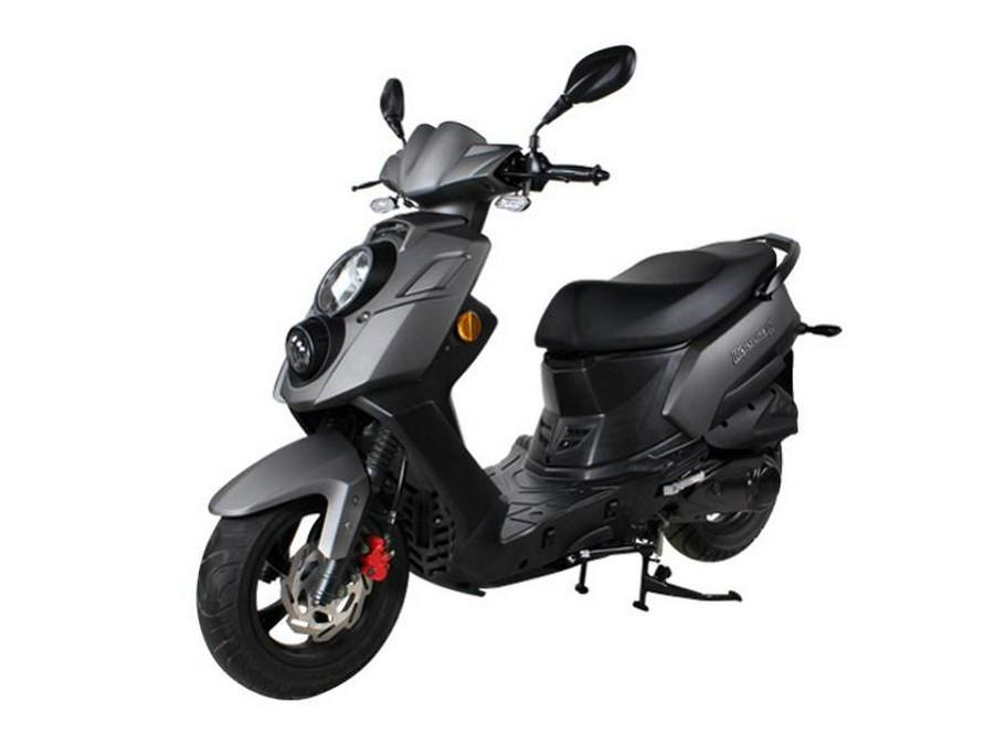 2021 Genuine Scooter Co Hooligan 170i