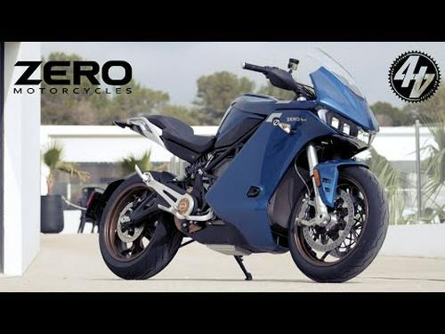 2020 Zero SR/S | First Ride Quickie