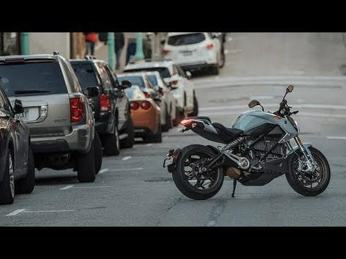 2020 Zero Motorcycle SR/F Premium MC Commute Review