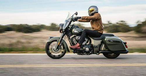 2020 Indian Springfield Dark Horse Long-Term Review https://t.co/FPVKaS09S1...