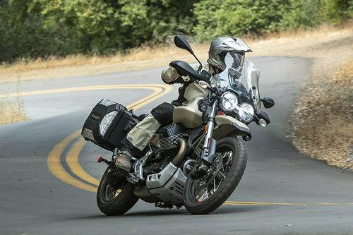 2020 Moto Guzzi V85 TT Travel | Road Test Review